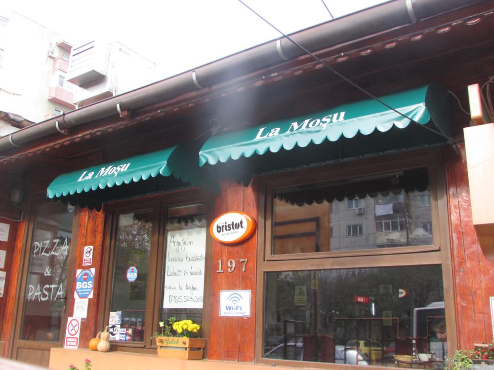 Restaurant La Mosu - 8