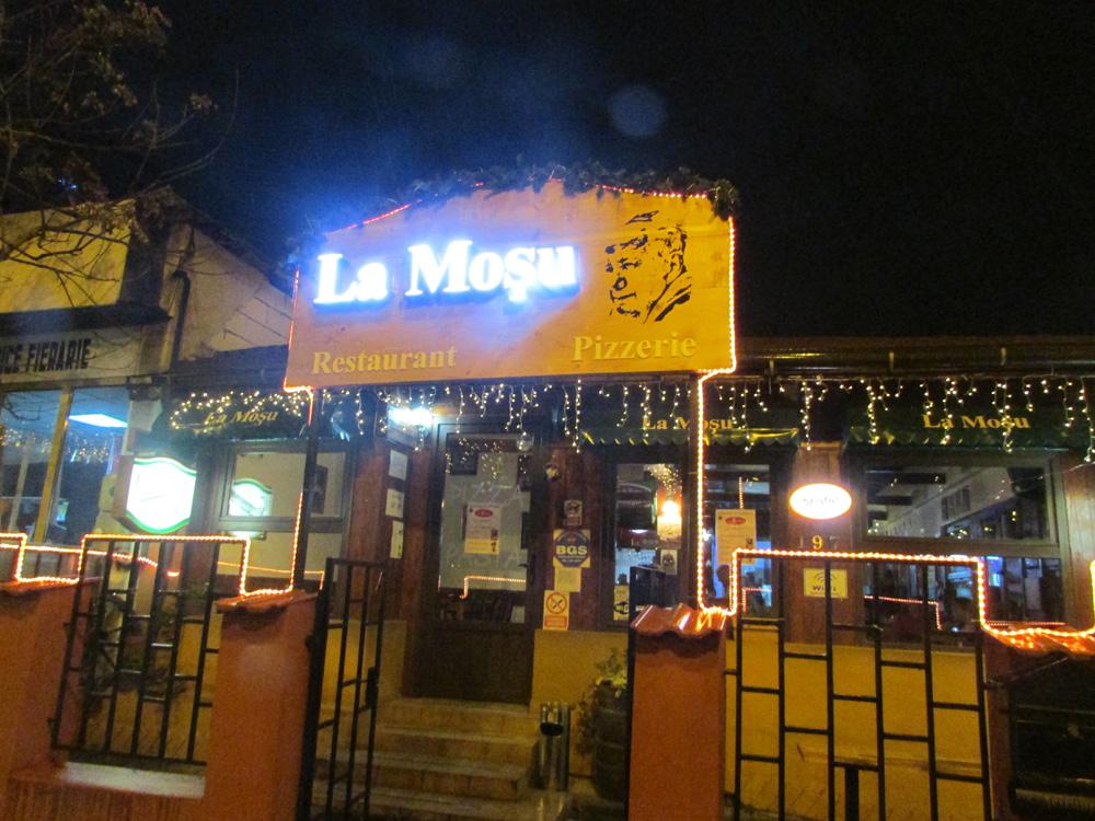 Restaurant La Mosu - 1