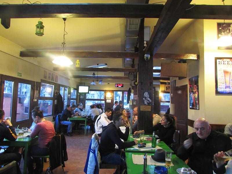 Restaurant La Mosu - Interior 3