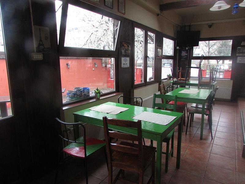 Restaurant La Mosu - Interior