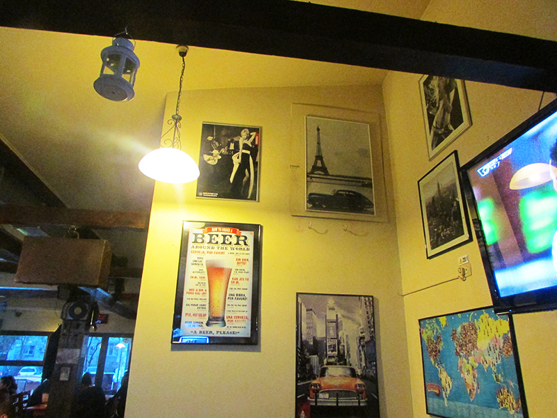 Restaurant La Mosu - Interior 5